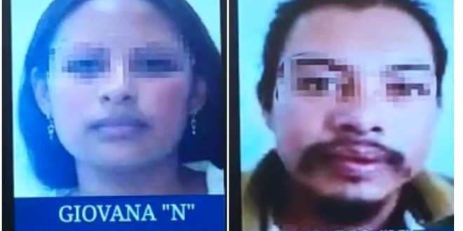 Detienen a los responsables del feminicidio de Fátima