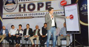 Presentan dudosa app de seguridad en Mineral de la Reforma