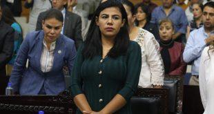 Pide Areli Miranda no someter junta de Congreso a grupúsculos