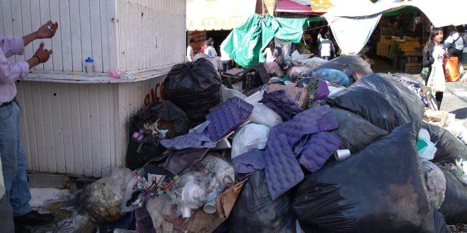 Llevar la basura de Pachuca a Tecámac costará $96.5 mil diarios