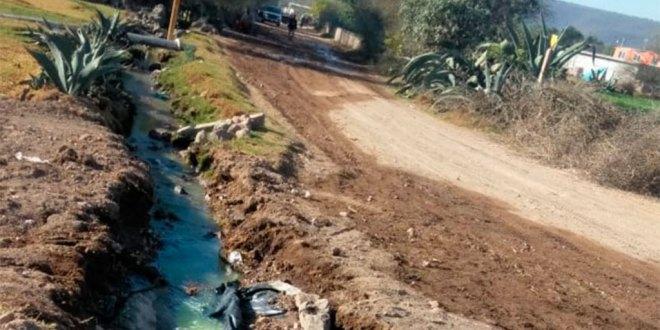 Localizan toma clandestina en Hidalgo; recolectaban gasolina con bidones