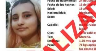 Localizan en Huejutla a menor desaparecida en Jalisco