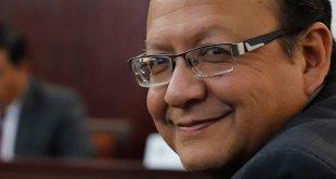 Navor Rojas vuelve a solicitar licencia en el Cabildo de Pachuca