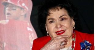 Exige China disculpas a Carmen Salinas; la llaman ignorante