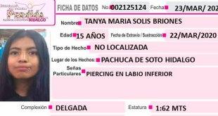 Tanya María Solís Briones/Pachuca