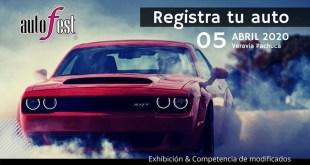 No te pierdas el Autofest Pachuca, el evento más dinámico de México