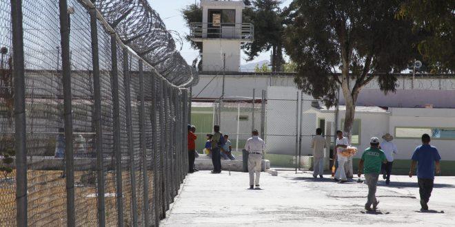Pese a coronavirus, en cárceles de HIdalgo siguen visitas familiares