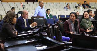 Rechazan diputados sosistas a Marcelino Tovar como coordinadora