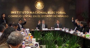 Buscan 12 hidalguenses ser consejeros del Instituto Nacional Electoral