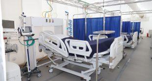 Internarán 10 hidalguenses en el hospital inflable; regresan de Washington