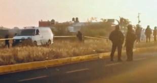 En Querétaro, comando mata a policía de Nopala