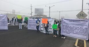 Cierra personal del IMSS vía en Tulancingo; piden insumos por Covid-19