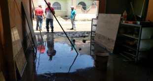 Lluvia daña ocho casas en colonia Nuevo San Bartolo, en Pachuca