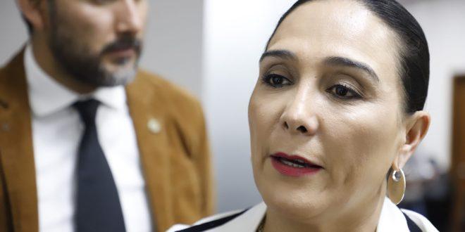 Presidenta CDE PRI Hidalgo positivo Covid-19