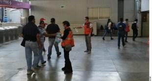 Cubrebocas, obligatorio para poder viajar en el Metro de la CDMX