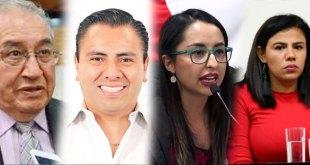 Regresan al Congreso de Hidalgo 4 diputados que pidieron licencia