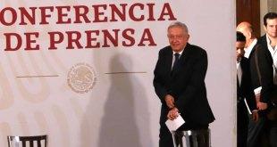 'No den despensas, bájenle', dice López Obrador al narco