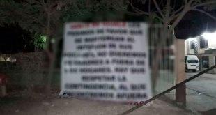 """En Guerrero, delincuentes amagan con """"levantar"""" a quienes no se queden en casa"""