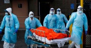 Reportan 108 mexicanos muertos por coronavirus Covid-19 en EUA