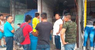 Comerciantes pelean por un local en Huejutla