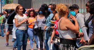 Reparten apoyos a trabajadoras sexuales en la Ciudad de México