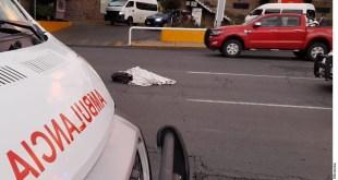 Arrollan y matan a un hombre sobre la México-Pachuca