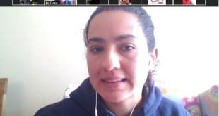 Encabezó Eva Espejo capacitación online para entrenadores