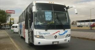 Para evitar Covid-19, Autobuses México-Tizayuca analiza frenar labores