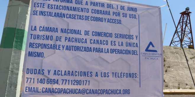 Cobrarán por estacionarse en el estadio Hidalgo; instalarán casetas