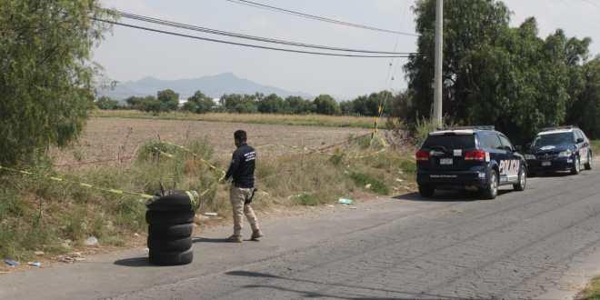 Localizan un cuerpo cerca del bulevar Las Torres, en Pachuca