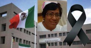 """La """"jefa Juanita"""" murió por COVID-19 a un mes de jubilarse como enfermera"""