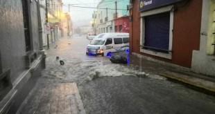 Se esperan tormentas en Hidalgo durante la tarde de este miércoles