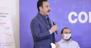 Fayad no ve condiciones para elecciones en Hidalgo antes de julio