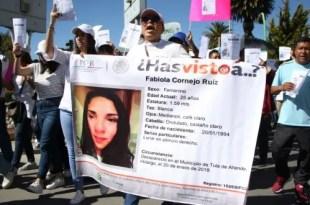 Durante abril, emitieron 28 fichas de localización en Hidalgo