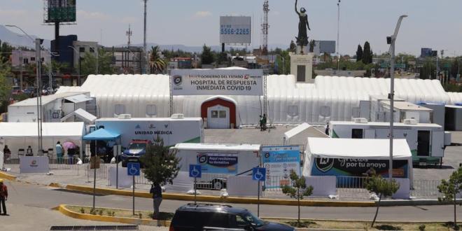 """Dispersión de Covid-19, """"en pleno ascenso"""": Salud Hidalgo"""