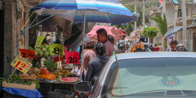 Comercios de Hidalgo podrían reabrir sus puertas hoy