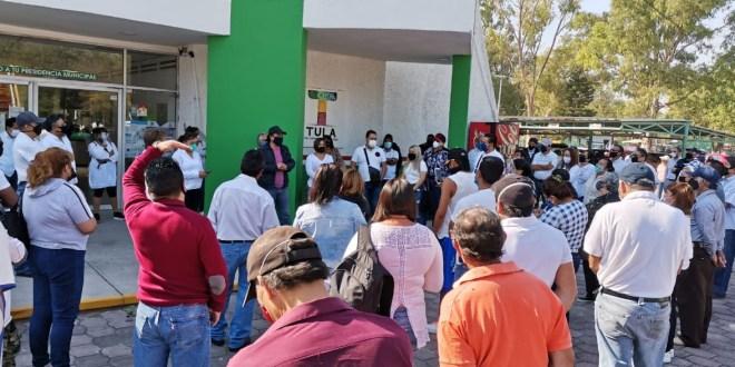 Acuerdan reapertura de negocios no esenciales en Tula