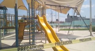 Por renuencia de población, reacordonan sitios públicos en Tizayuca