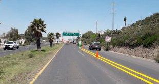 Anuncian cambios a la circulación sobre bulevar Colosio de Pachuca