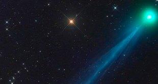 Un cometa será perceptible sin binoculares el 23 de julio
