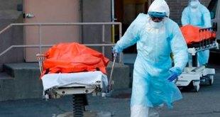 Suman mil 36 mexicanos muertos en EU por Covid-19