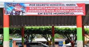 En Veracruz prohíben morirse por coronavirus: Decreto