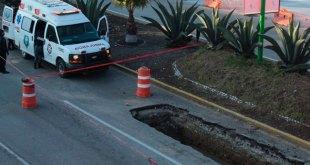 Un muerto tras accidente de moto en bulevar Colosio, a altura del Chacón