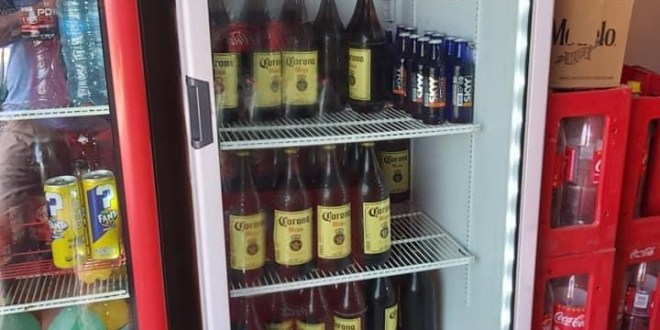 Cervezas, hastaal doble del precio en Ixmiquilpan