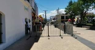 Siguen cierres de comercios no esenciales en Cuautepec