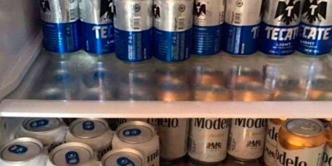 En Día de las madres, revendieron cerveza hasta en 3 mil pesos 24 latas