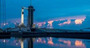 Cancelan el lanzamiento del vuelo tripulado NASA-SpaceX