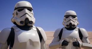 Tendrán Stormtroopers una nueva misión para cuidar la sana distancia