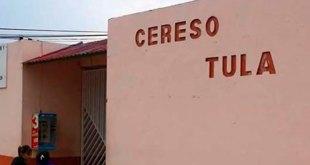 Confirman que un reo del Cereso de Tula dio positivo a Covid-19