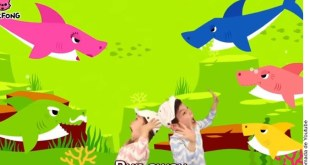 'Baby Shark' serie animada Nickelodeon